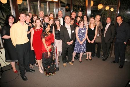 CSL Alumni 2008